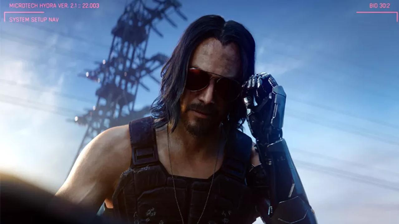 cyberpunk 2077 1 milhao de jogadores