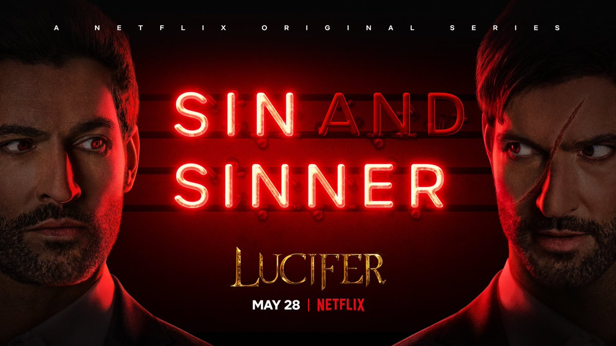 lucifer s5 p2 poster