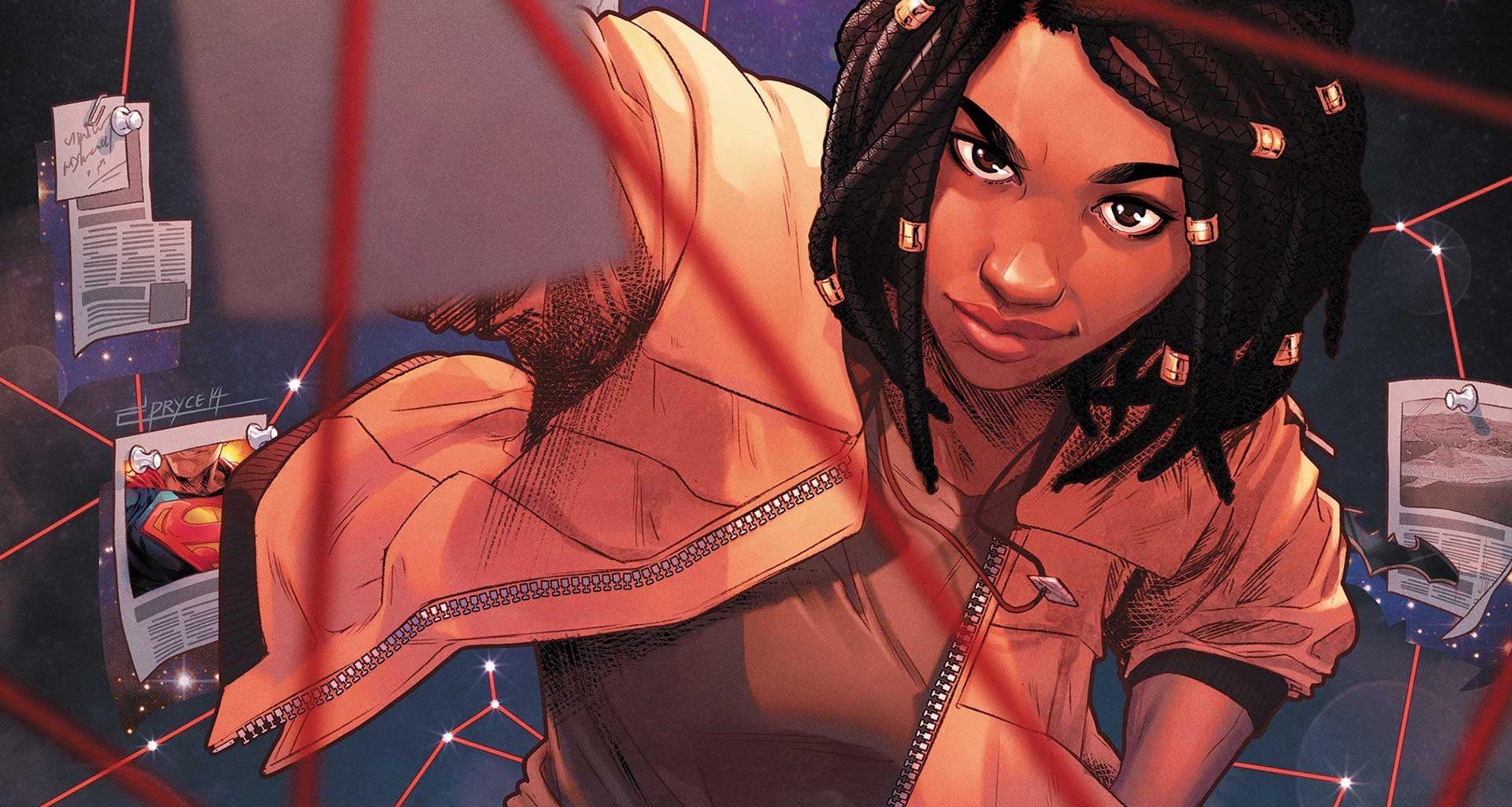 AN Naomi DC Comics
