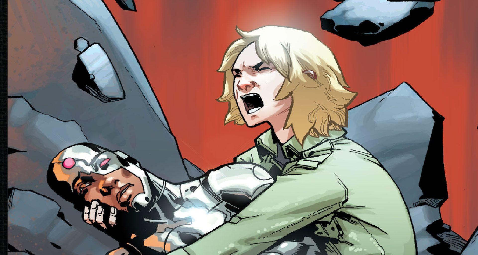 Teen Titans Earth One v2 000