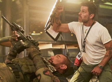 Zack Snyder Dave Bautista Army of the Dead