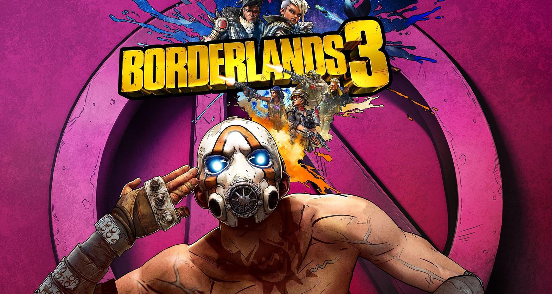 borderlands 3 epic games