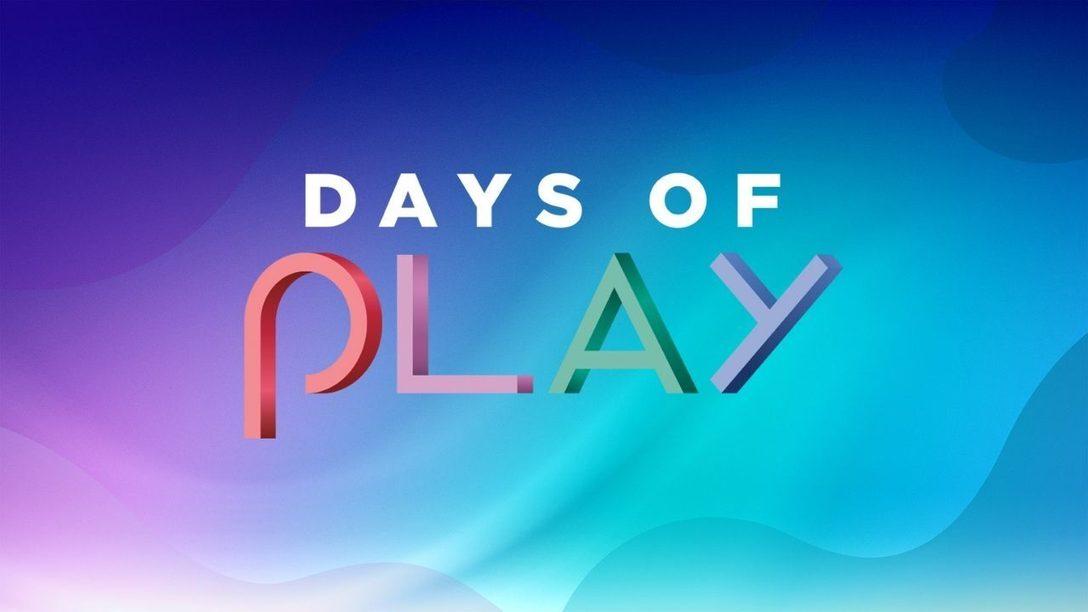 days of play maio 2021