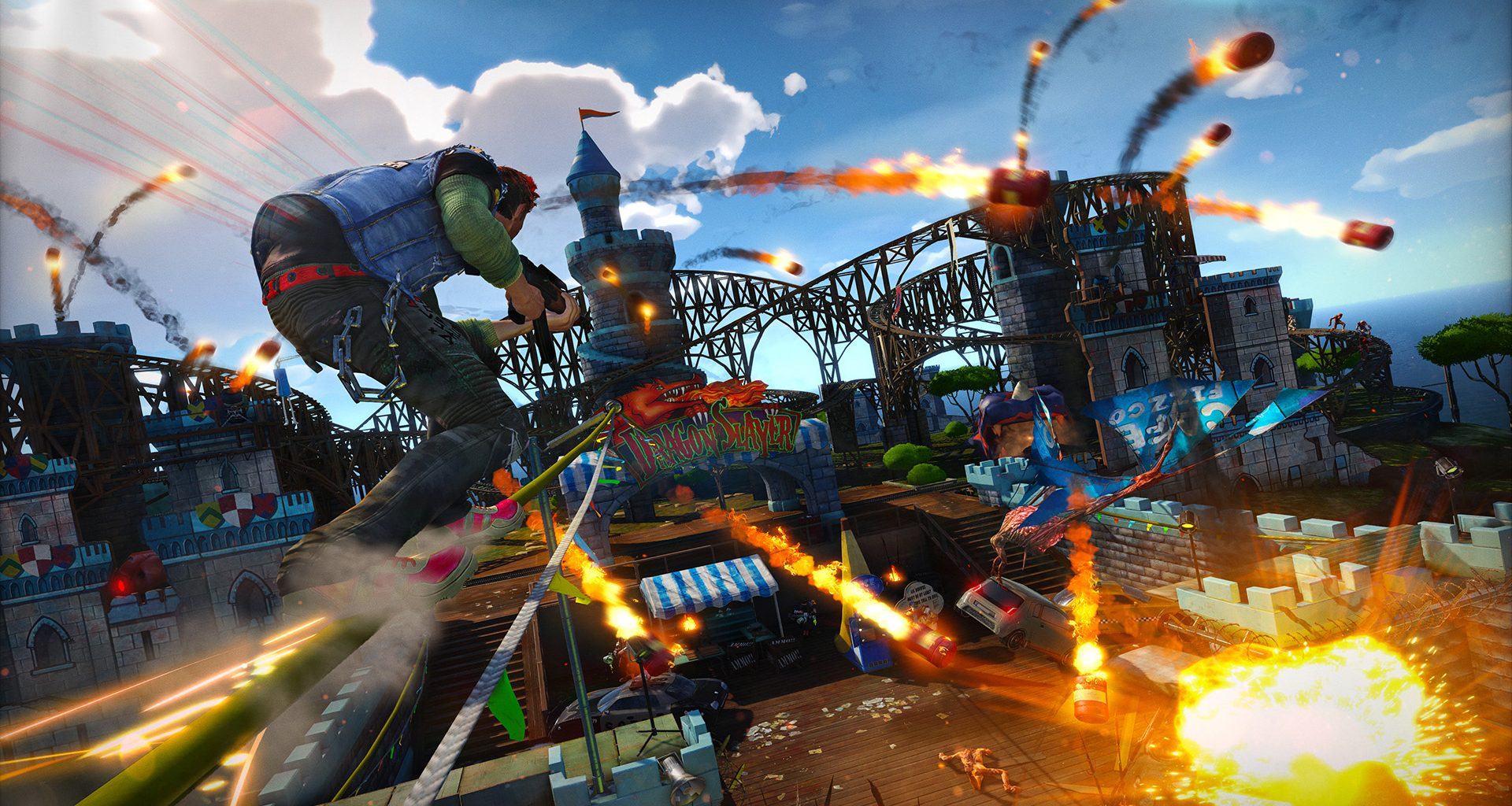 sunset overdrive playstation