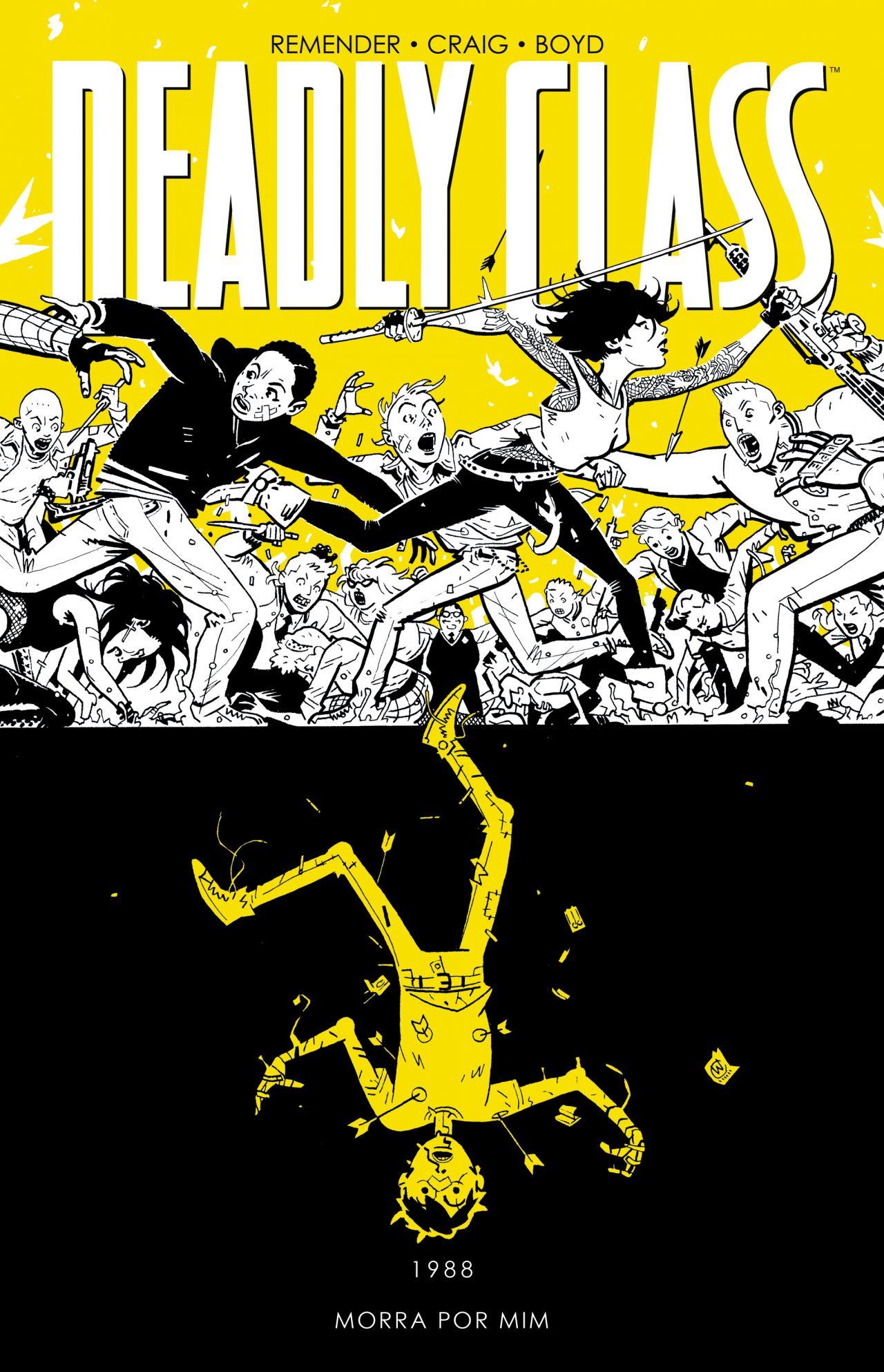 DeadlyClassVol4 capa