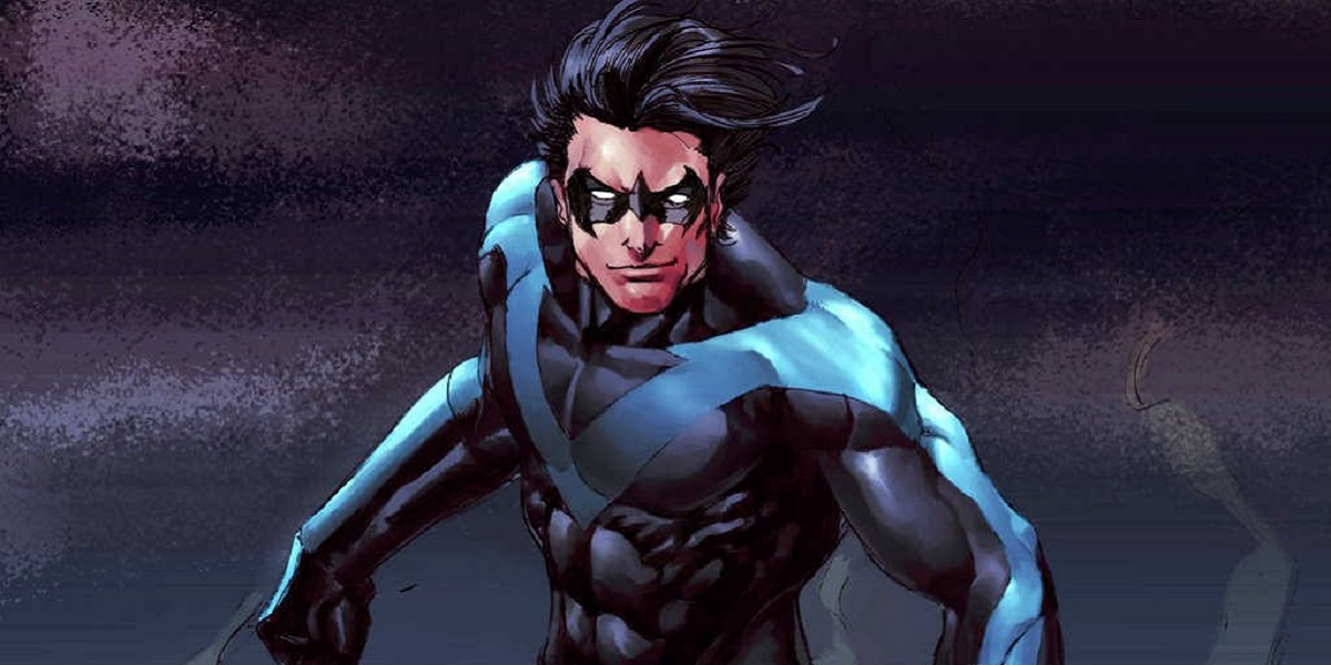 Dick Grayson as Nightwing from DC Comics