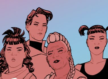 Paper Girls 06 capa 1