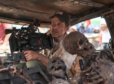 Zack Snyder nos bastidores de Army of The Dead