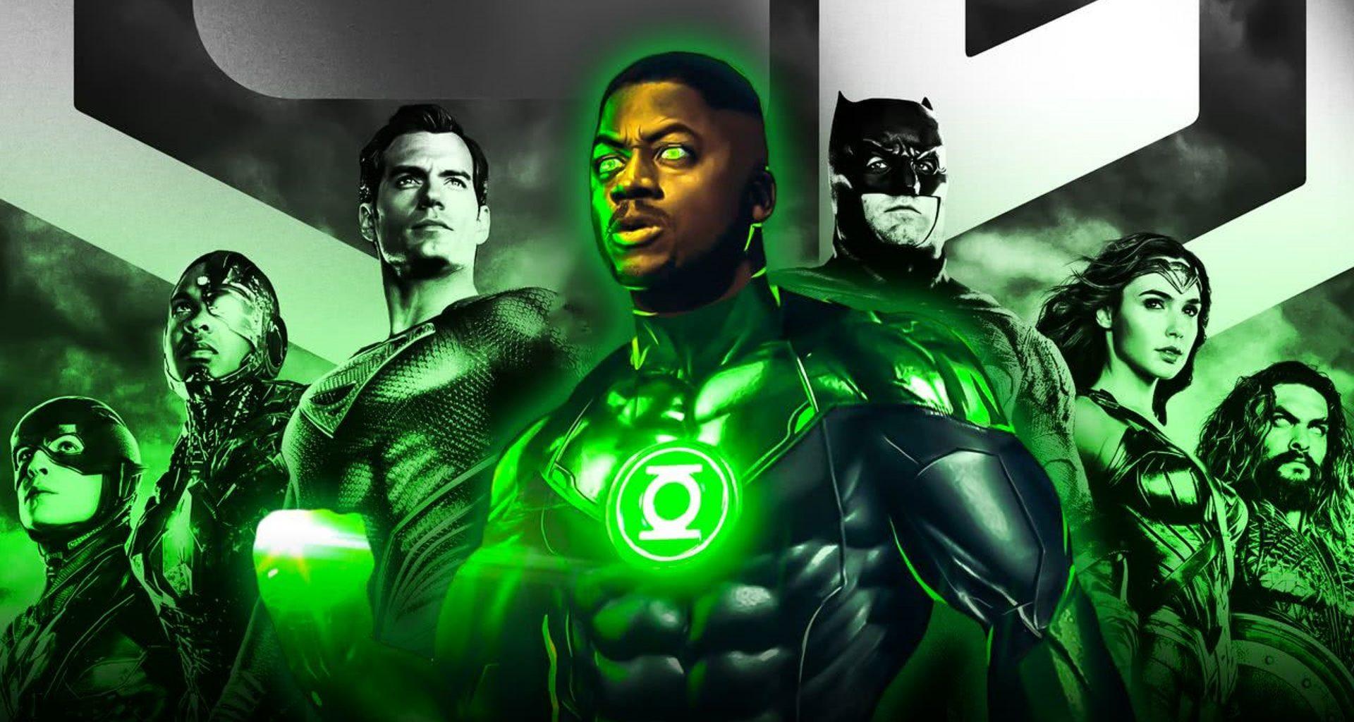 liga da justica lanterna verde