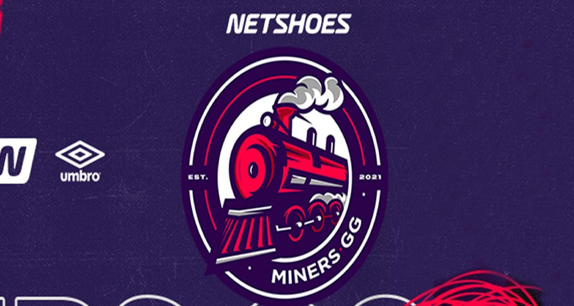 netshoes miners logo