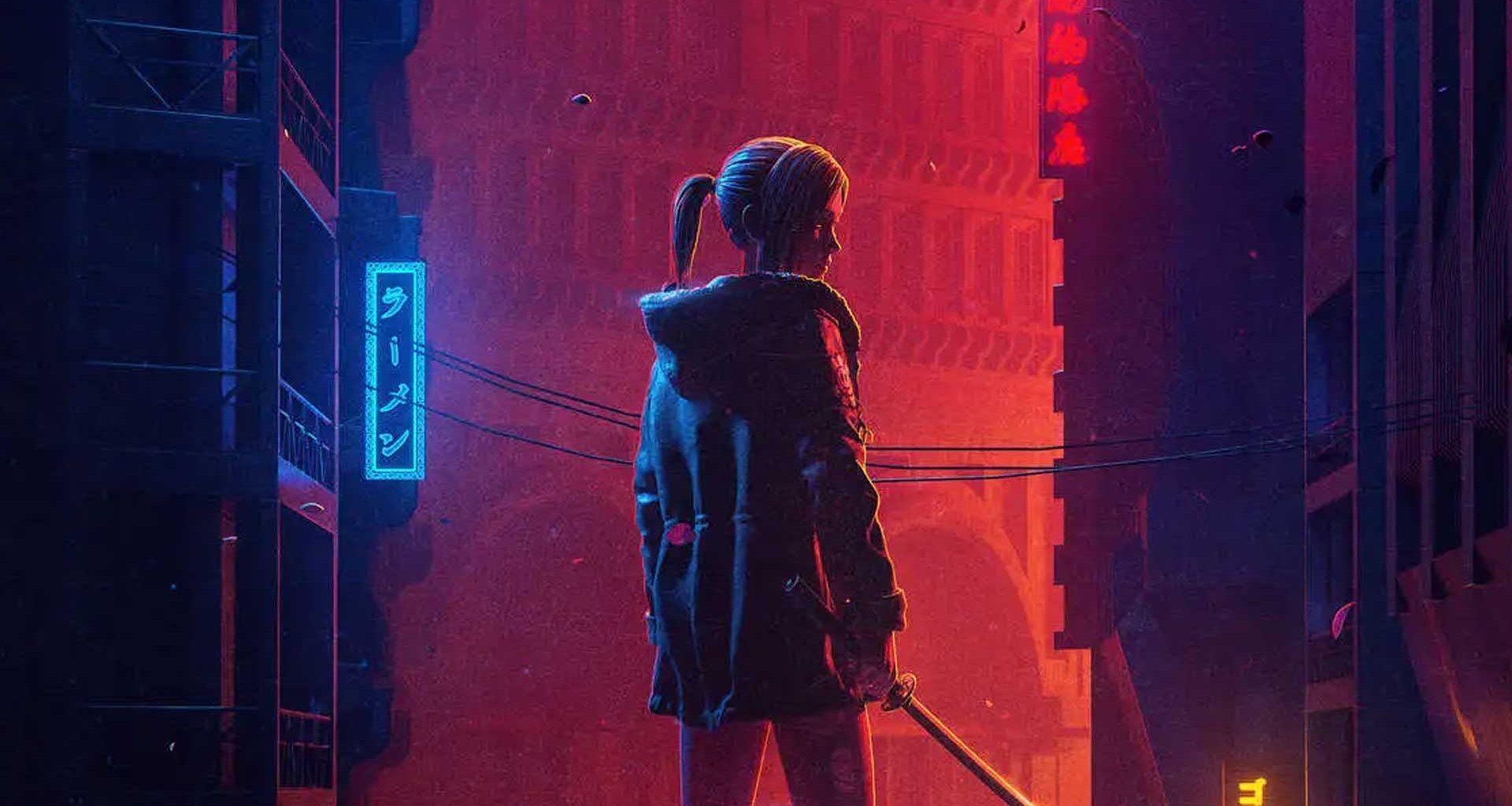 Blade Runner Black Lotus Crunchyroll Anime CDL 1920x1080 01