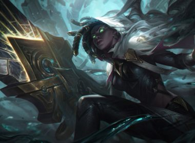 Rise of the Sentinels League of Legends
