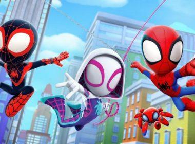 spider e seus amigos espetaculares