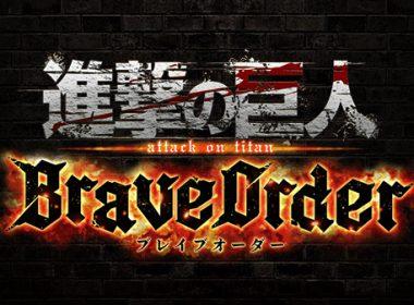 Attack on Titan Brave Order 09 08 21