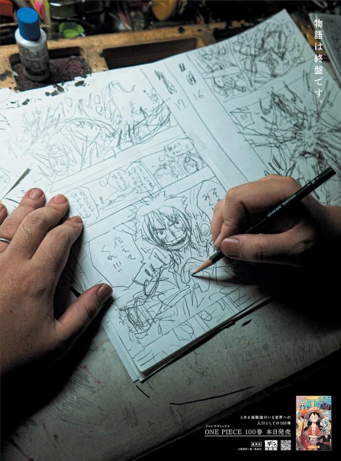 One Piece historia na sua reta final 1