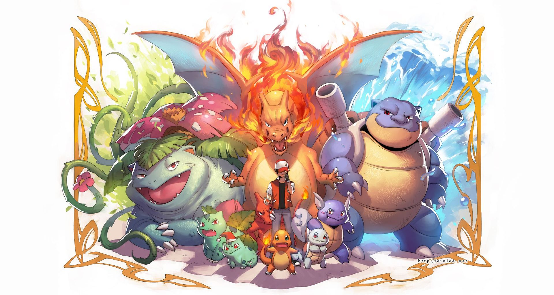 Pokemon Evolution