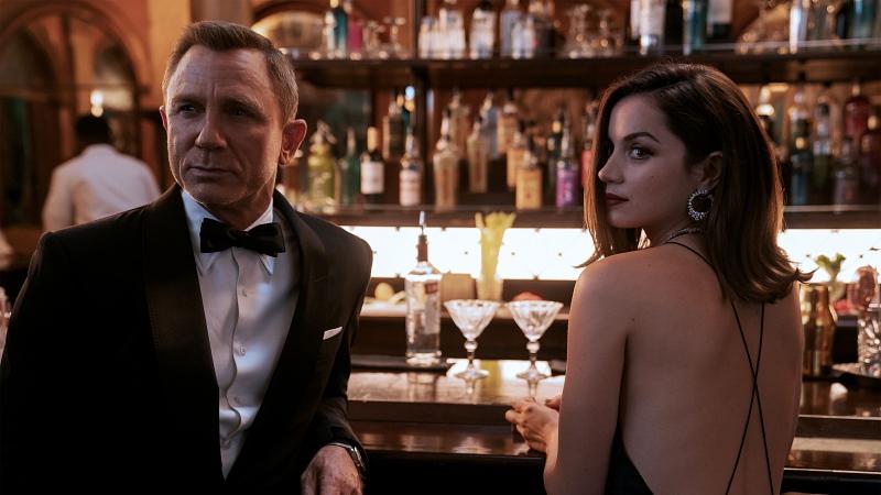 sem tempo para morrer 007 jnj