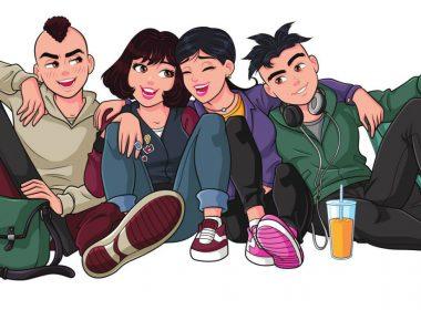 turma da monica jovem cartoon network