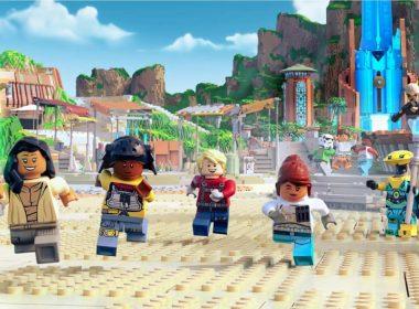 Lego star wars castaways min minmuh