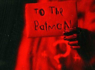 The Batman Riddler Poster Crop