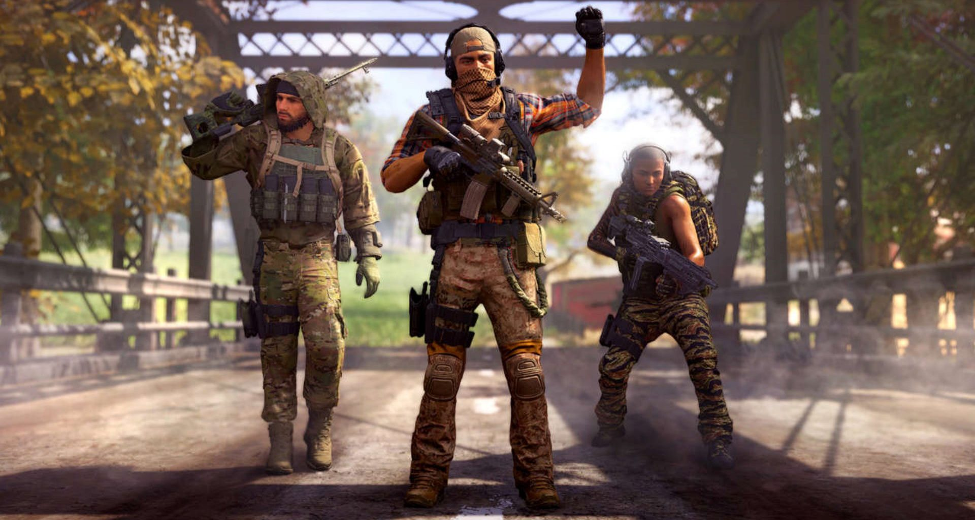 Tom Clancys Ghost Recon Frontline injh